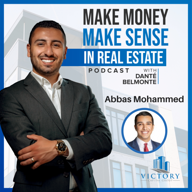 084: Deal Deep Dive 64-Unit in DFW, TX with Abbas Mohammed